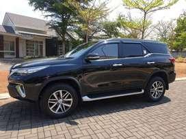 Best Deal Toyota Fortuner VRZ 2016 Automatic Hitam