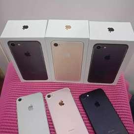 Seken iPhone 7,32gb black