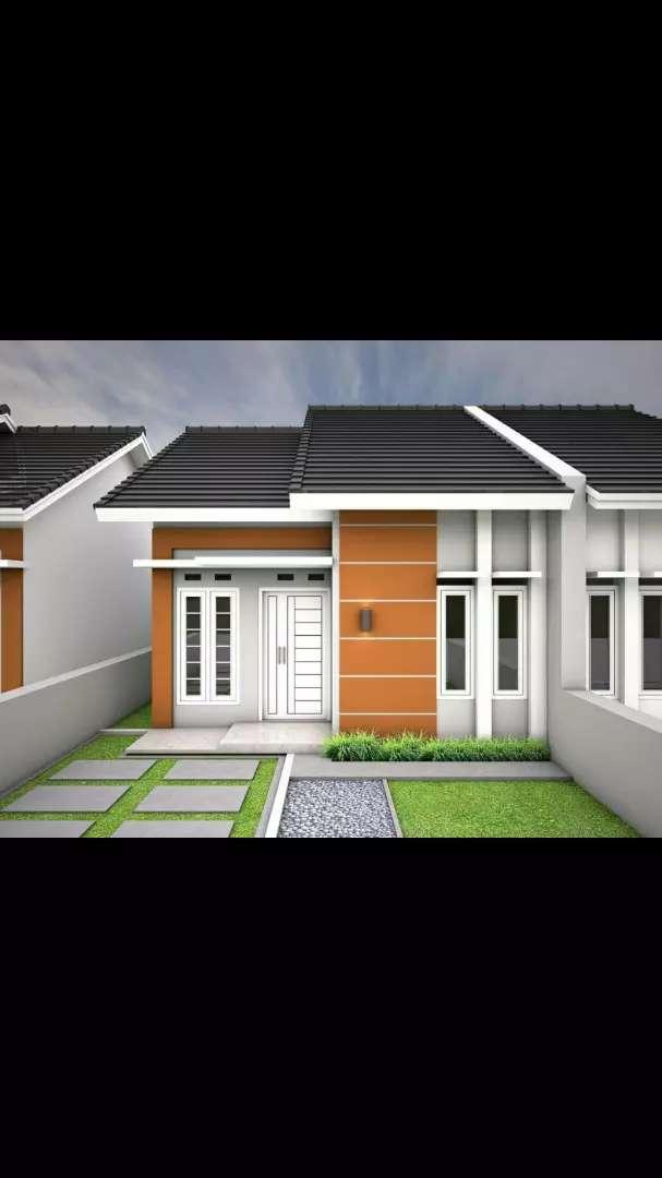 Rumah minimalis tipe 39/100 dilokasi strategis 0