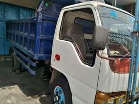 Dump Truck Mitsubishi PS-120 kabin ELF