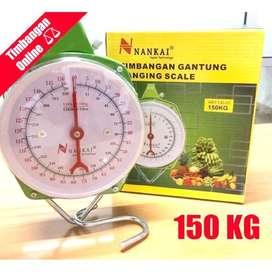 Timbangan Manual Gantung Bulat Nankai 150kg