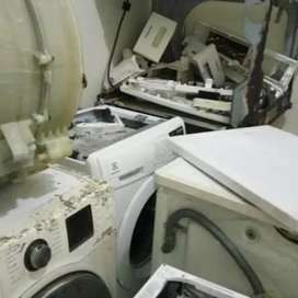Service servis mesin cuci kulkas waterheater dispenser pompa kompor