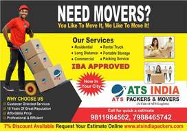 Packers movers in greater Noida