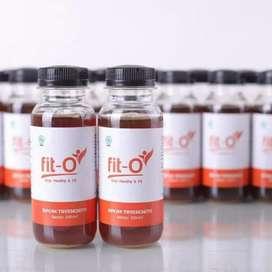 Fit-O herbal probiotik (100 ml)