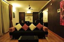 3BHK fully furnished apartment  at kuravankonam, kowdiar for resale