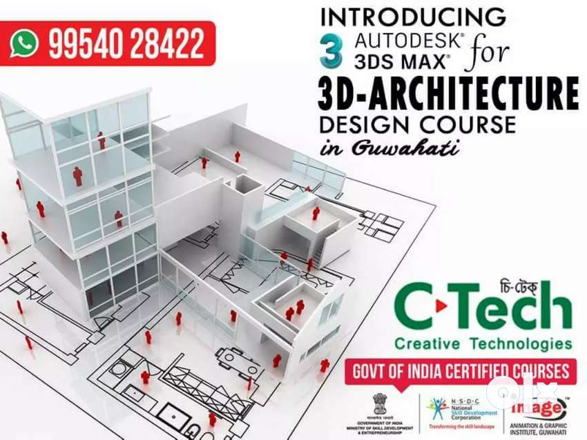Learn 3D ARCHITECTURE DESIGN Course in Guwahati 0