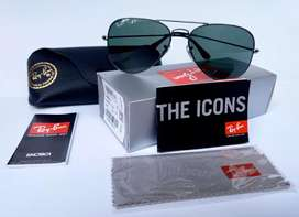 Authentic Rayban Aviator Made in Italy