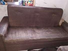 Sofa set 3+1+1 seater