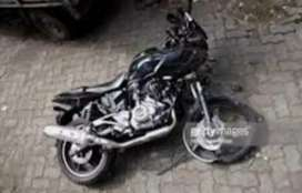 I want scrap bike regularly