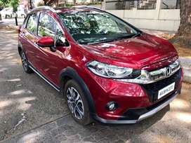 Honda WR-V, 2020 model, Diesel VX Topend