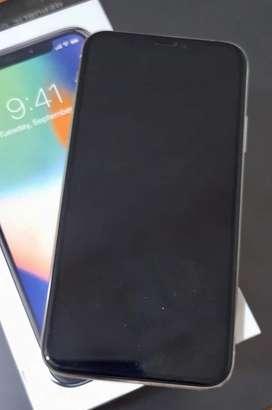 Apple Iphone x 256gb white