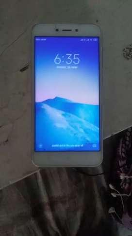 Redmi 5a good condition mobile