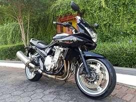 Moge Suzuki Bandit 1250 th 2010 GSX Surat Lengkap ,Ori Istimewa,Low KM