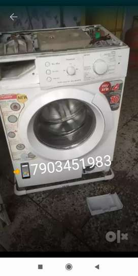 200 only service washing machine