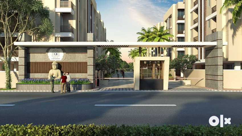 3BHK Luxury Apartment in Kamla Nehru Nagar 0