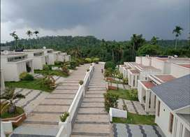 Vacation home with swimming pool in Wayanad