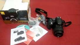Jual kamera Nikon d5300 Nego