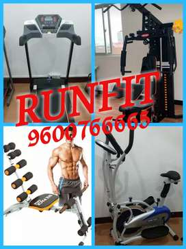 Treadmill gym  exercise equipment ,.