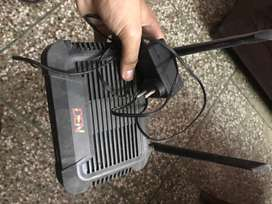 Router good condition