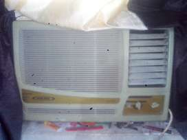 voltas vectrra 1.5 ton window  WELL CHILLED AC