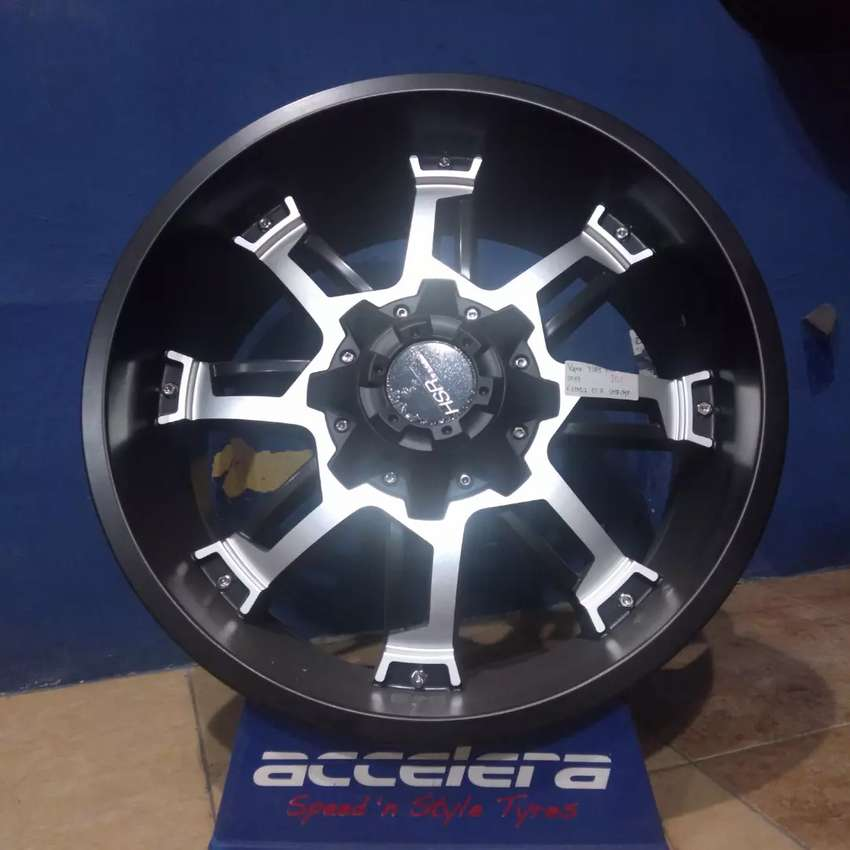 Credits VELg racing ring20 HSRwheel Pcd 6×139,7 cicilan 0% DP 10% 0