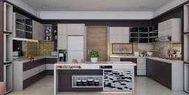 mebel interior kitchen set dipan partisi ruangan OKT