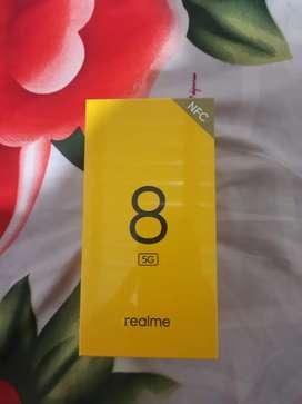 Realme 8 5g 8/128 biru