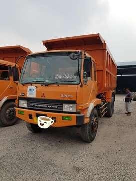 Fuso Tronton FN 527 MS 2017 Dumptruck, 6x4 , Lohan