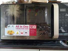 LG Microwave (not used)