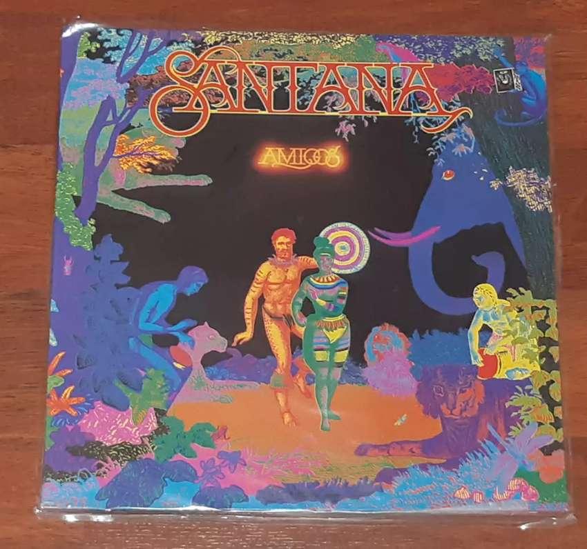 Santana-Amigos (Vinyl/Piringan Hitam) made in Jpn 0