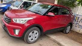 Hyundai Creta 1.6 E Plus, 2017, Diesel