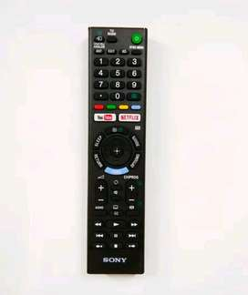 Remote TV LED sony netflix RMT-TX300P  Oem / remot rimut smart