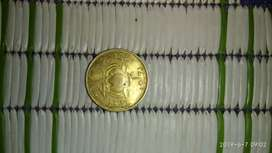 An old coin of india