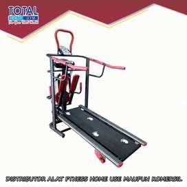Treadmill manual tl 004 treadmil tanpa listrik TOTAL COD Tangerang