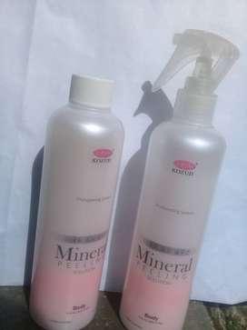 Mineral Peeling solution