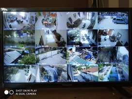 CCTV garansi 1 tahun - Gambar JERNIH&TERANG