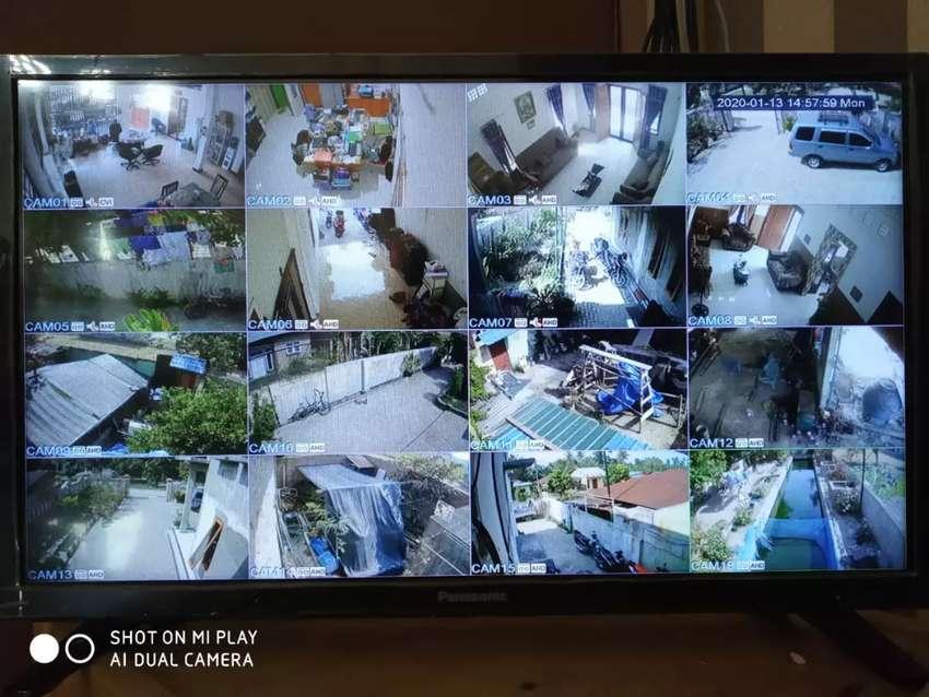 CCTV garansi 1 tahun - Gambar JERNIH&TERANG 0