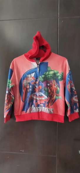 Jacket Avengers
