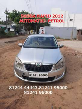 SKODA - RAPID - AUTOMATIC  ENGINE & GEAR BOX  ALL SPARE PARTS AVAILABL