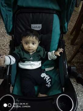 Luvlap baby stroller