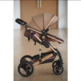 STROLLER BELECOO 535-GOLD EDITION (LIMITED STOCK)