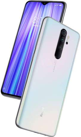 Redmi Note 8 Pro LED flash, AI support, beautify support | 20MP front