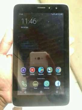 Tablet Advan e1c 3g h+ internet lancar