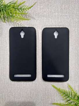 Softcase Black Matte Zenfone Go 4.5 (ZC451TG)