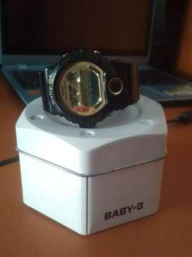 Casio Baby-G Black ory