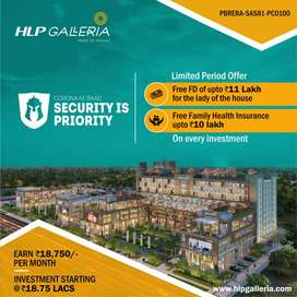 *Biggest Deal%  125sqft property/ available for sale in Punjab