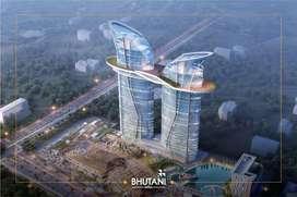 Office space in Bhutani Grandthum -Noida Extension