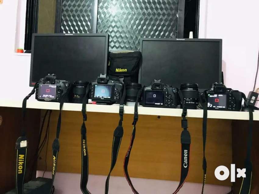 Camera Rental @500 No dep 0