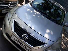 Nissan Sunny XV Diesel , 2012 Silver
