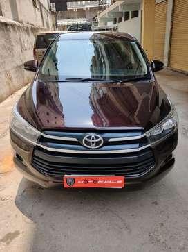 Toyota Innova Crysta 2.4 G MT 8S, 2019, Diesel